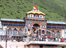 Badrinath Temple Uttranchal