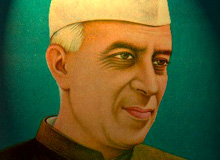 Jawaharlal Nehru very short biography