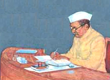 short essay on dr. rajendra prasad for kids
