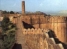 Jaigarh Fort, Jaigarh