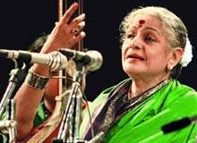 M.S Subbulakshmi