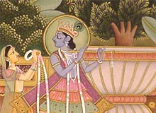 Pahari Paintings