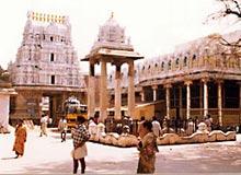 Tirupati Balaji Andhra Pradesh