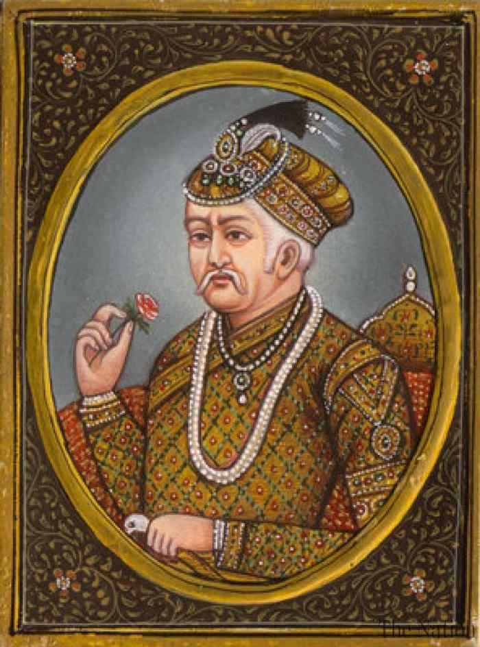 akbar the great biography facts life history of the mughal emperor military expansions