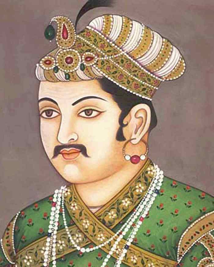 akbar the great biography facts life history of the mughal emperor akbar the great