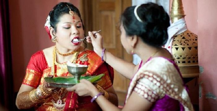 Assamese Wedding - Rituals, Customs, Food & Dress