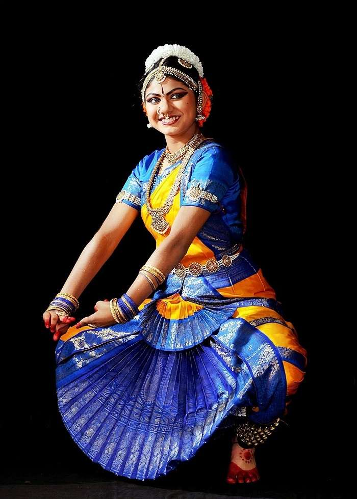 What is Bharatanatyam !