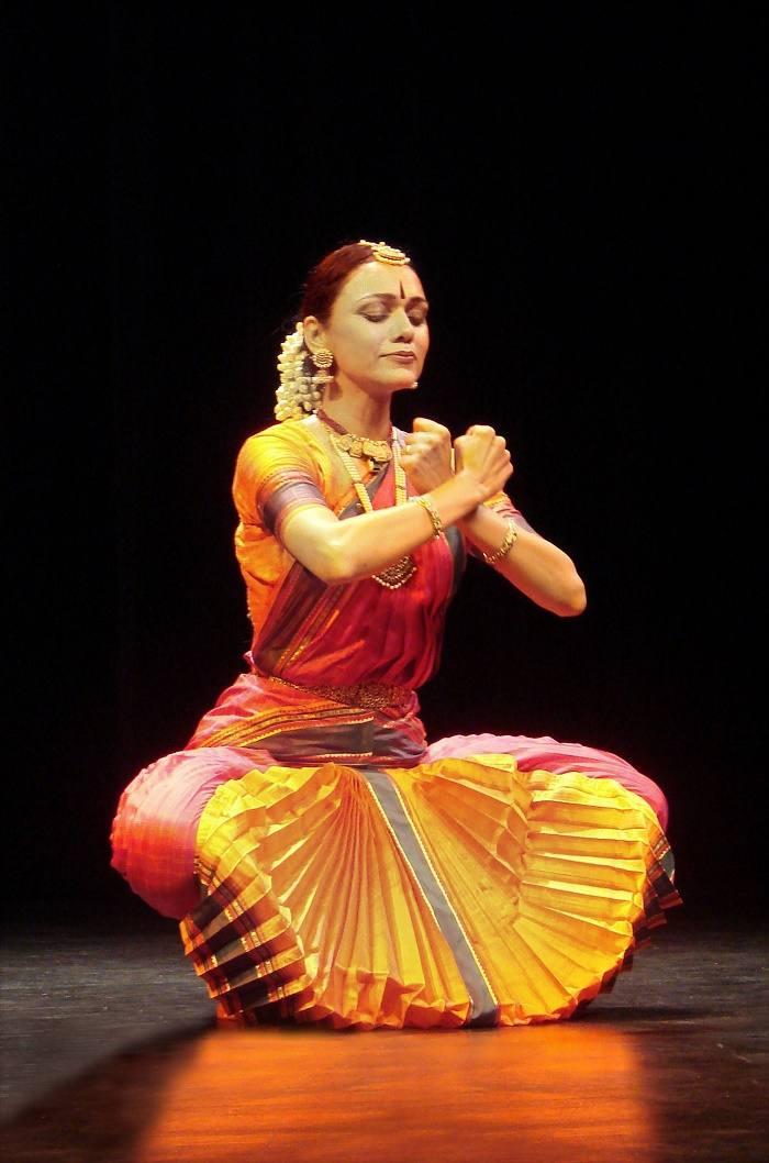 Bharatanatyam Shiva Poses