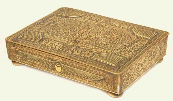 Brass Boxes