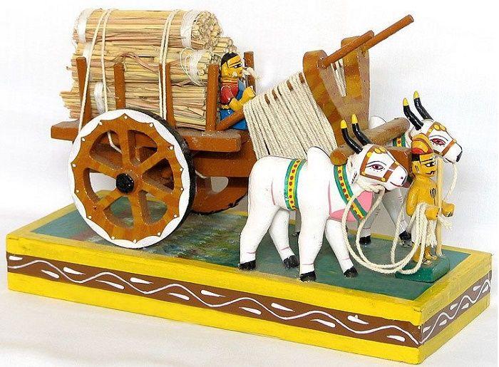 Bullock Cart Toys