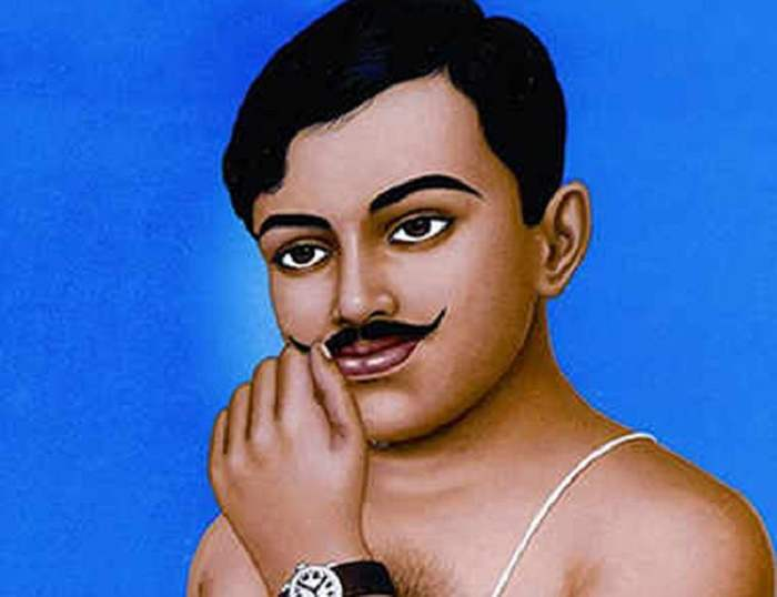 Image result for chandrashekhar azad image