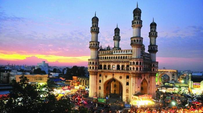 Charminar Hyderabad - History, Architecture, Facts, Visit Timing & Entry Fee