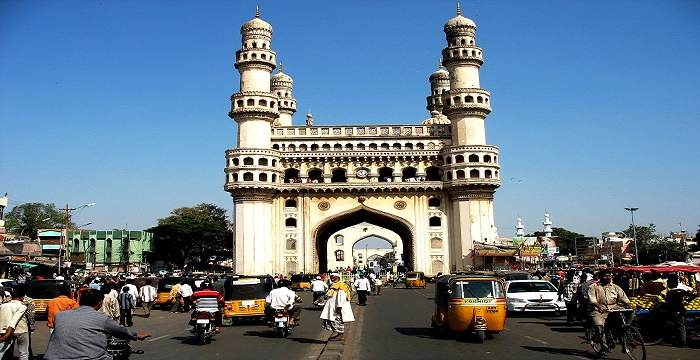 Charminar Hyderabad - History, Architecture, Facts, Visit Timing