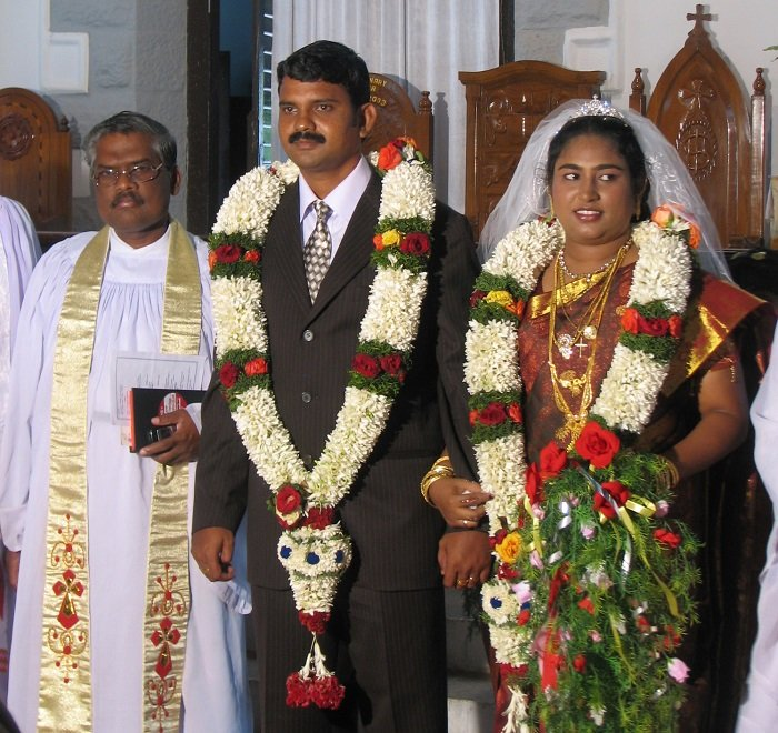 Christian Wedding in India - Rituals, Customs & Traditions