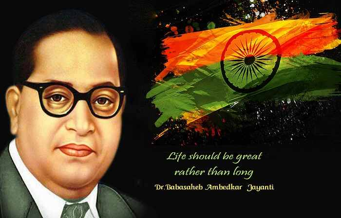 Biography on dr br ambedkar