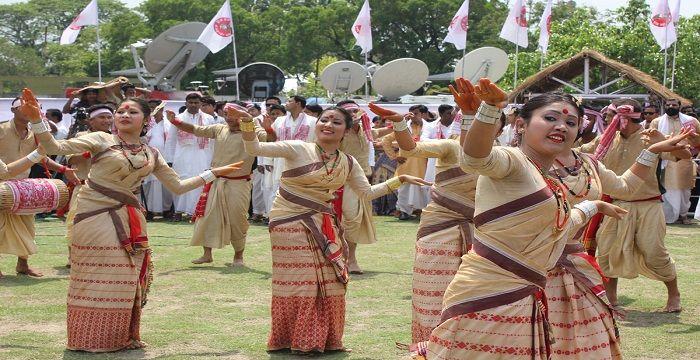 Folk Dances of Northeast India