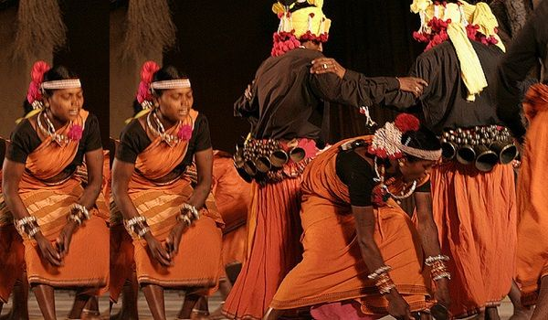 Folk Dance Forms of Central India