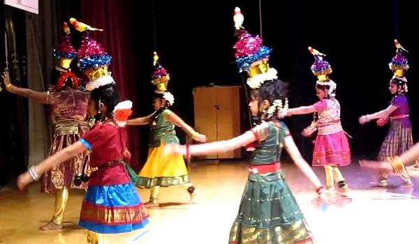 Folk Dances of South India - Theyyam, Karakattam, Padayani