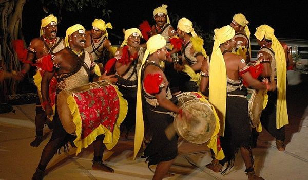 Folk Dances of South India - Theyyam, Karakattam, Padayani & many more
