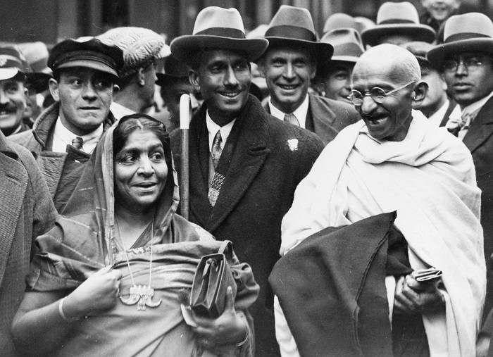 Gandhi and Indian National Congress