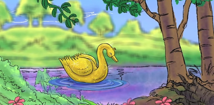 The Golden Swan Story