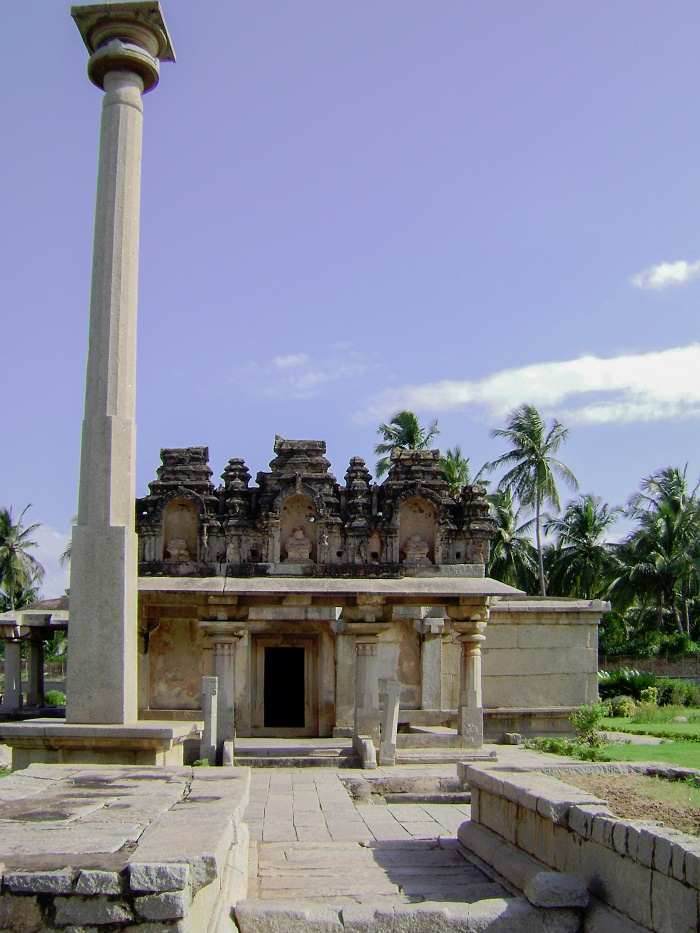 Ganigatti Jain temple