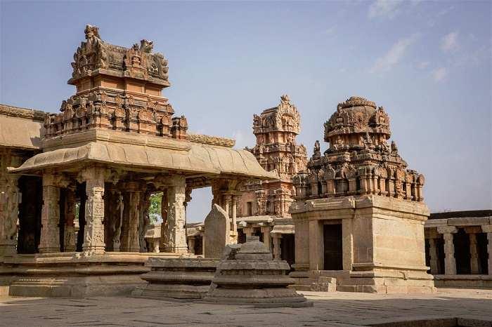Krishna Templ