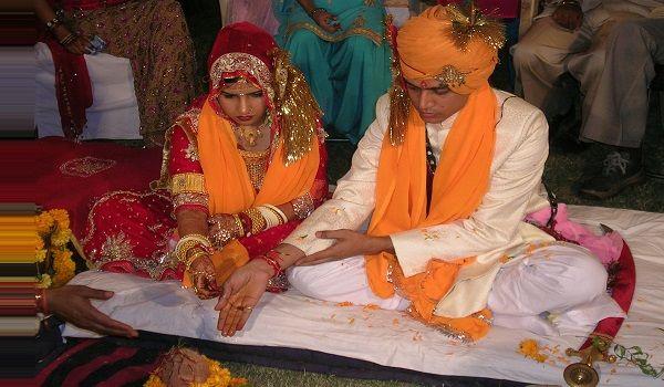 north indian wedding ceremony program