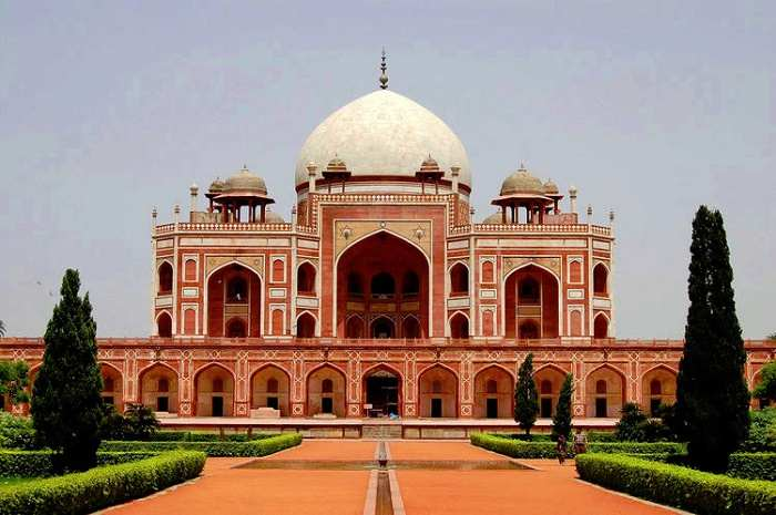 famous heritage sites of India