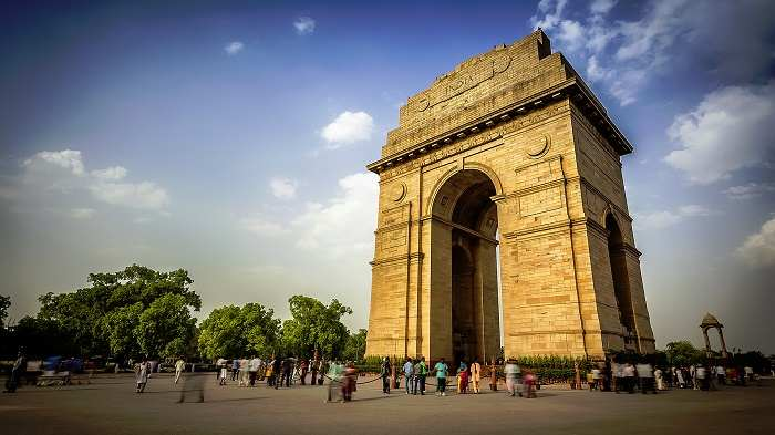India Gate Delhi History Architecture Visit Timing