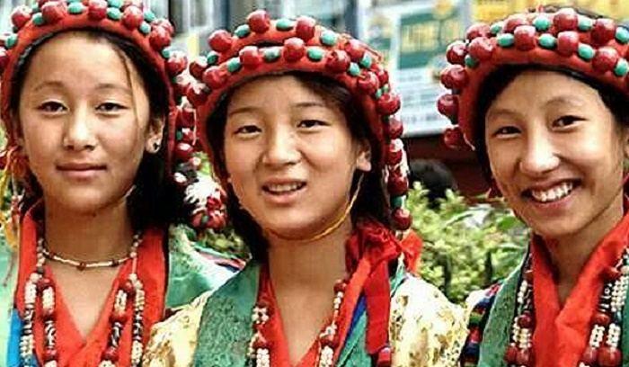 Sikkim-Bhutia tribes