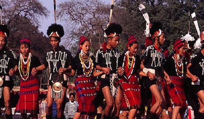 Nagland-Agami Tribes