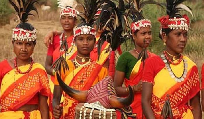 Chattisgarh- Hill Maria Tribes