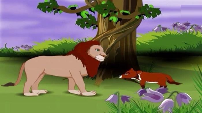 The Jackal who saved the Lion