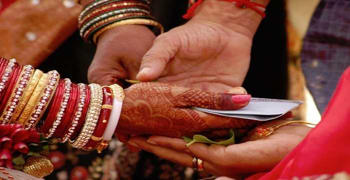 Indian marriage ceremony essay