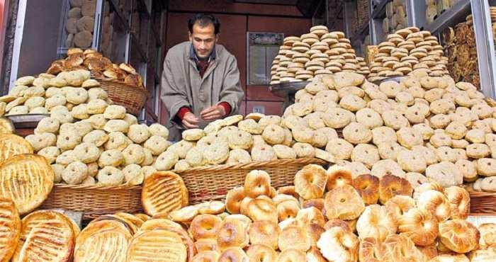 Traditional Kashmiri Food Cuisine