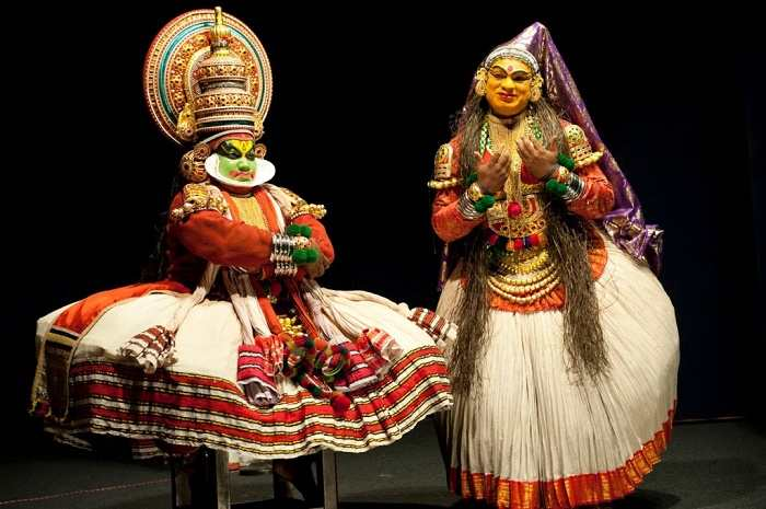 What is Kathakali !