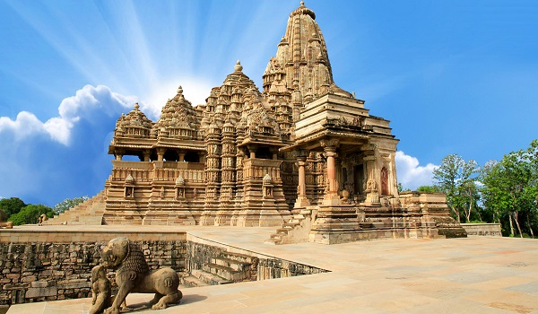 Image result for 4. Monuments of Khajuraho