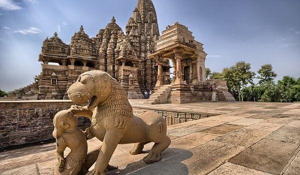 Khajuraho Group of Monuments - Sculpture, Architecture