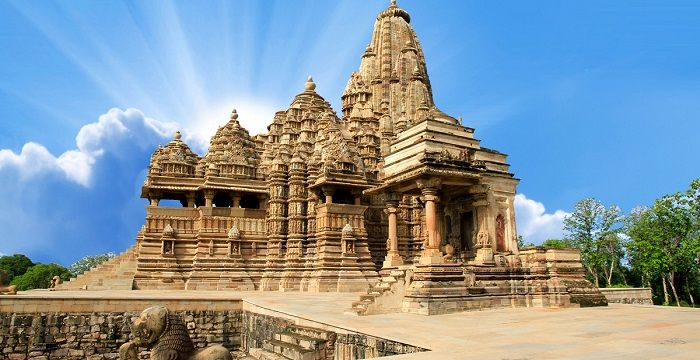 Khajuraho Group of Monuments - Sculpture, Architecture, History of ...