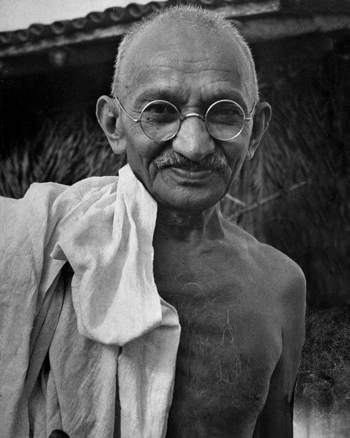 role of mahatma gandhi in freedom struggle