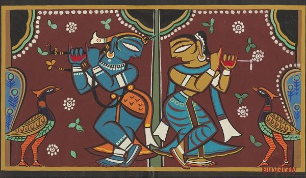 Jamini Roy Biography - Paintings & Artworks, Life History
