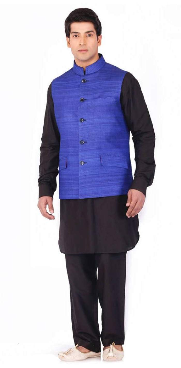 Casual men indian clothing exclusive photo