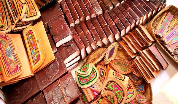 Leather Crafts In India