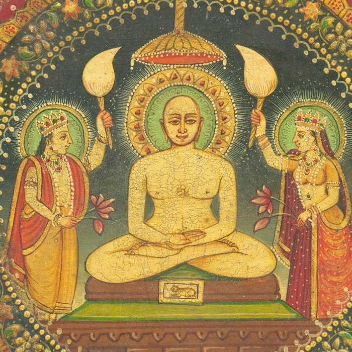 life of mahavira