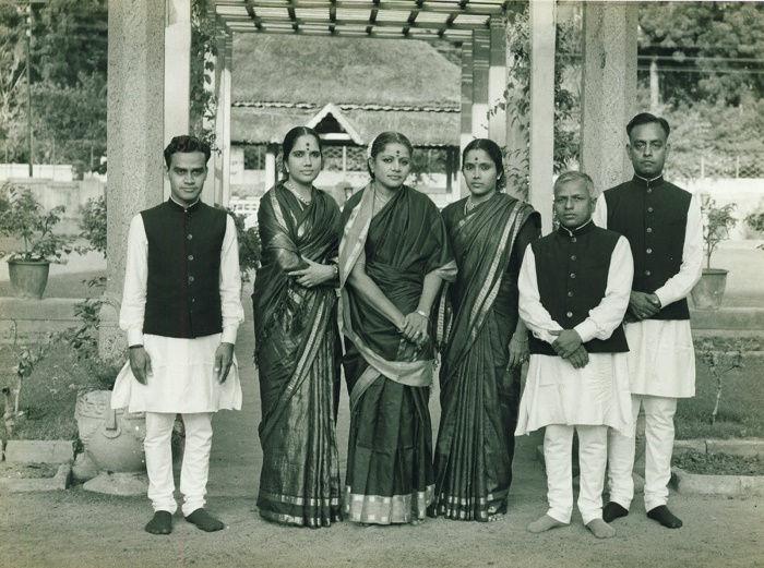 M  S  Subbulakshmi Biography - Childhood, Family, Life