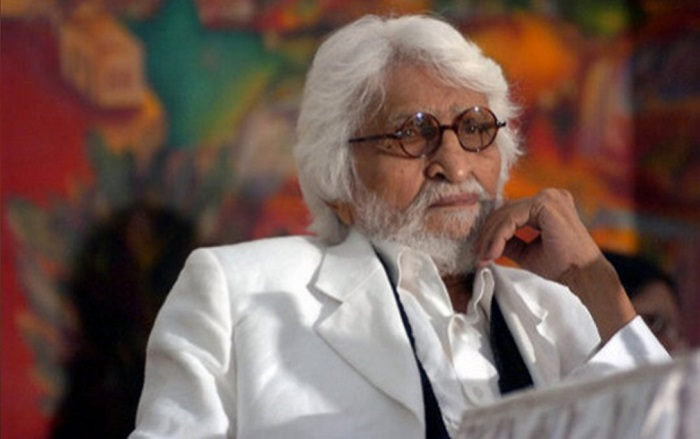 Controversial Life Of M. F. Hussain - Indiatimes.com