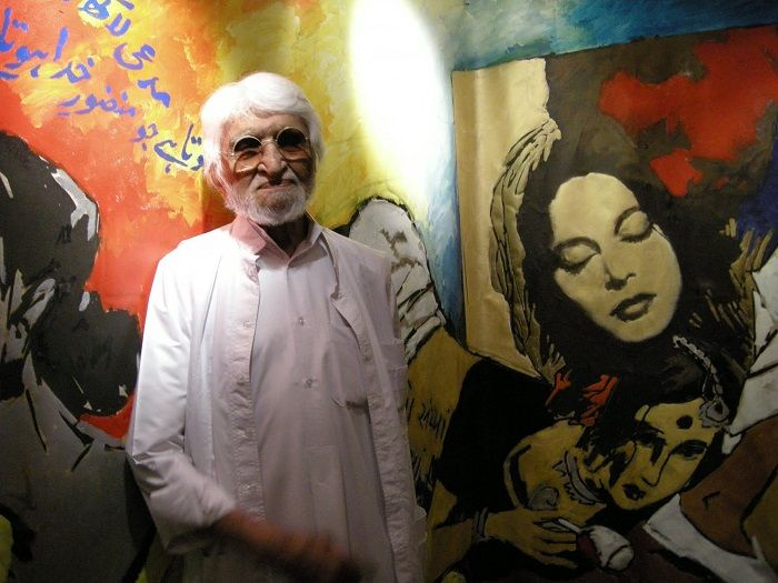 M. F. Hussain Biography - Paintings, Life History