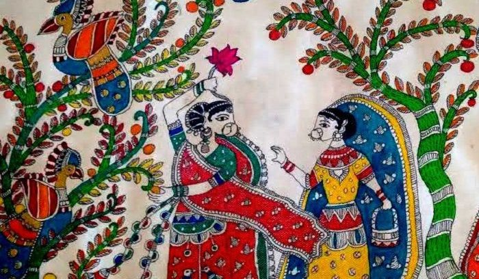 Madhubani (Mithila) Painting - History, Designs & Artists