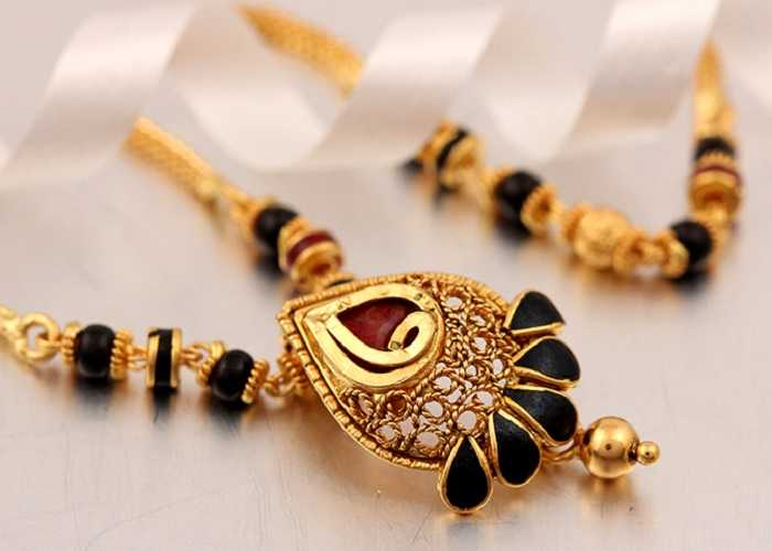 What Is Mangalsutra Necklace Significance Designs Patterns
